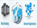 Domain registration and hosting