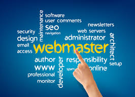 Mastering webmaster